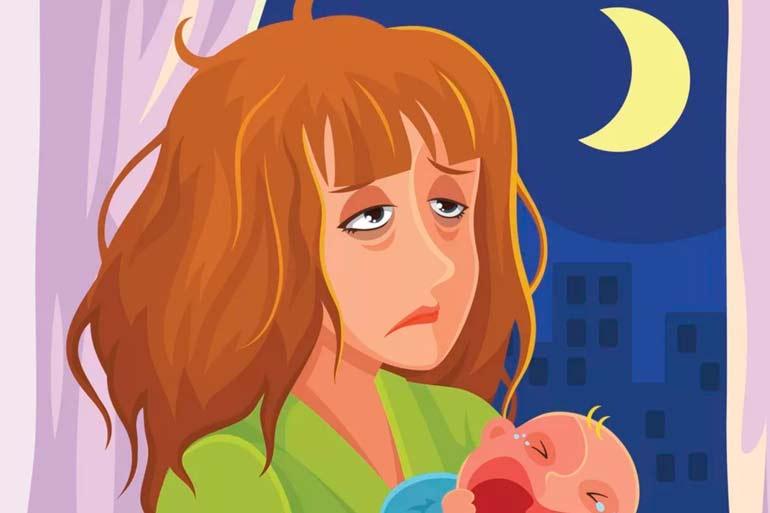 раздражает-материнство