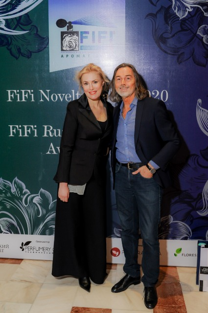 Мария Шукшина и Никас Сафронов