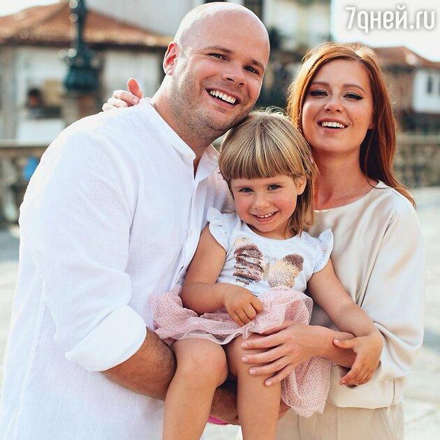 Семейное фото Юлии Савичевой