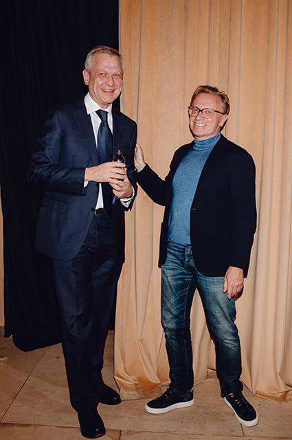 Сергей Капков и Борис Белоцерковский