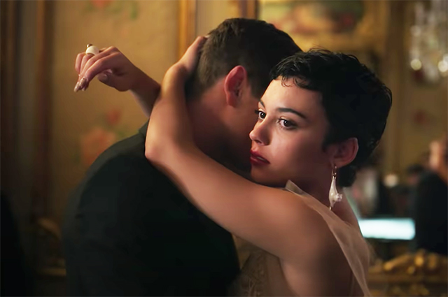 Карла Диас в четвертом сезоне сериала