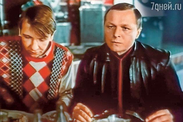 Борис Галкин с Владимиром Ямненко