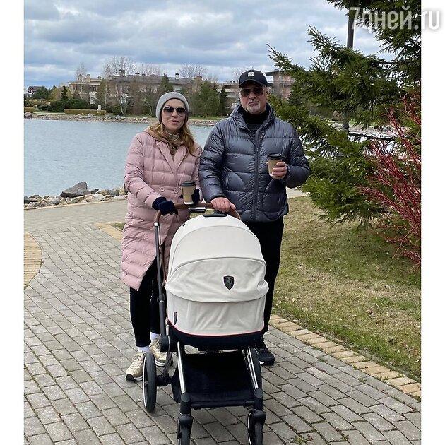 Альбина Джанабаева и Валерий Меладзе — фото