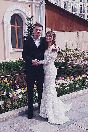 Фото со свадьбы дочки Ивана Охлобыстина