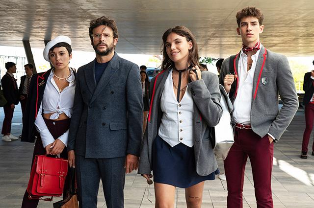 Тайны, любовь втроем, много секса и ЛГБТК+: вышел первый трейлер четвертого сезона испанского сериала