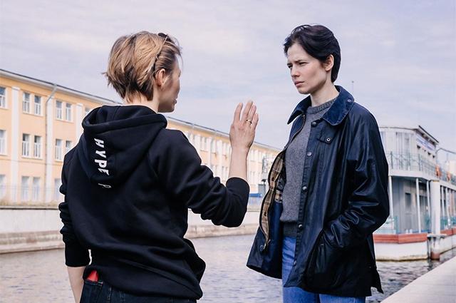 Светлана Устинова и Юлия Снигирь