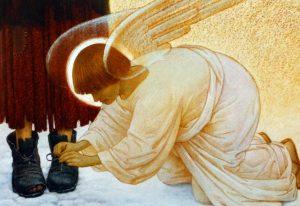 25 bashmaki blazhennj ksenii - Какими были святые в детстве? Сюжеты из жизни маленьких людей