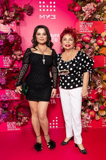 Наташа Королева с мамой