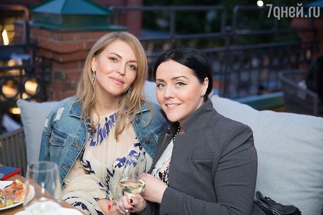 Дарья Михалкова и Анастасия Клименко