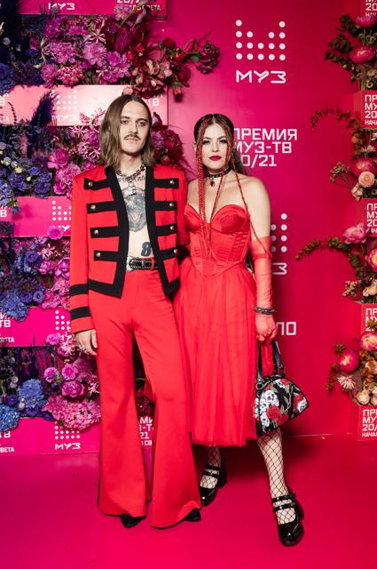 Илья Прусикин и Софья Таюрская