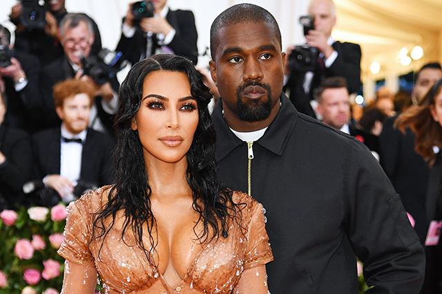 Ким Кардашьян впервые рассказала о проблемах в браке с Канье Уэстом