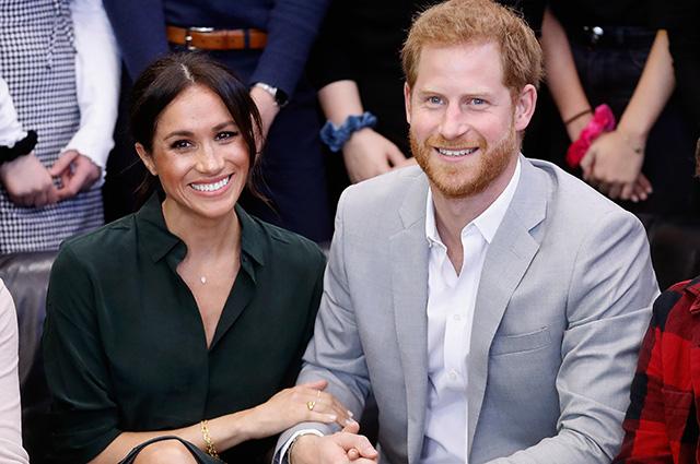 Меган Маркл и принц Гарри выпустили официальное заявление после рождения своей дочери