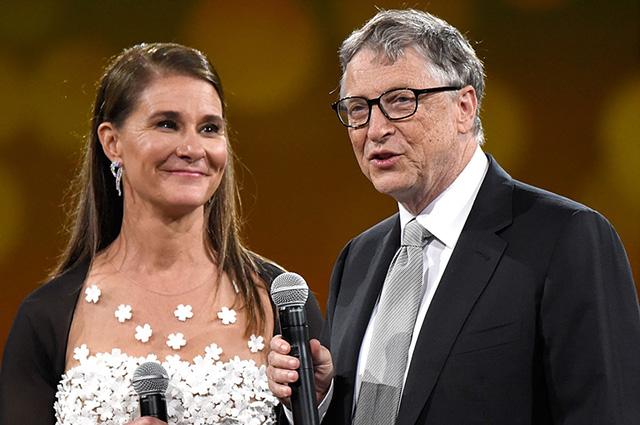 СМИ: романы Билла Гейтса не были секретом, а его жена Мелинда наняла частного детектива до их развода