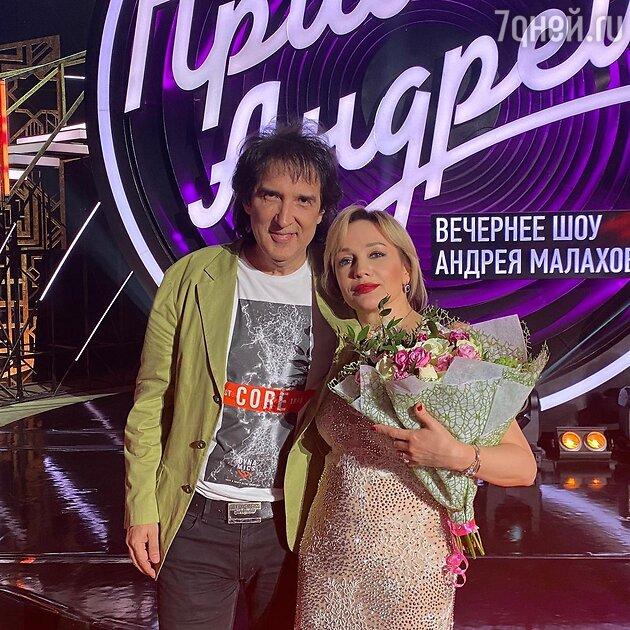 Кай Метов и Татьяна Буланова — фото
