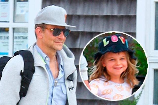 Брэдли Купер повеселился на дне рождения Барака Обамы с дочерью Леей