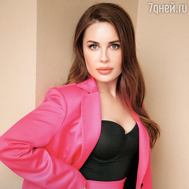 Юлия Михалкова. Фото