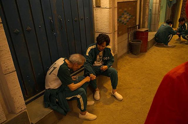 О Ен Су и Ли Джон Джэ в сериале