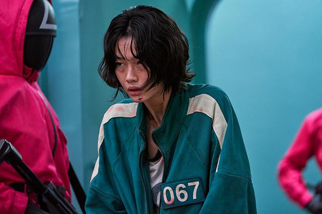 Чо Хо Ен в сериале
