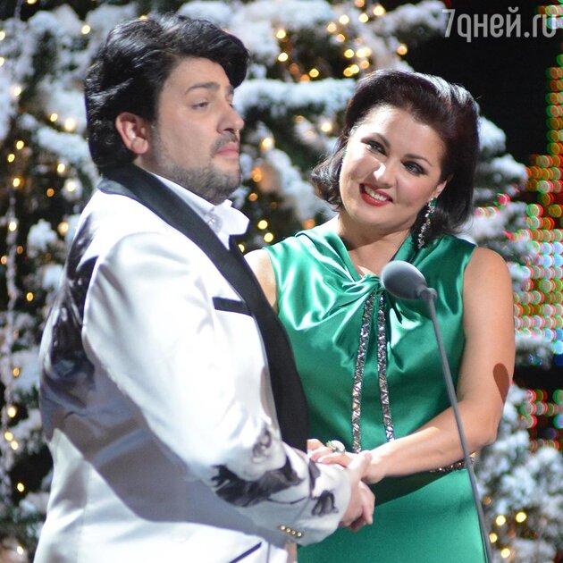 Анна Нетребко и Юсиф Эйвазов фото