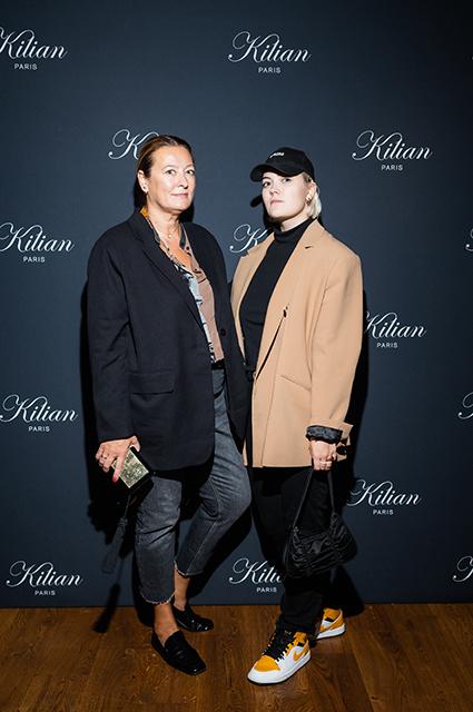 Маша Федорова с дочерью Вероникой