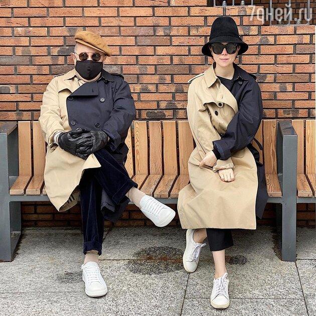 Евгений Петросян и Татьяна Брухунова - фото
