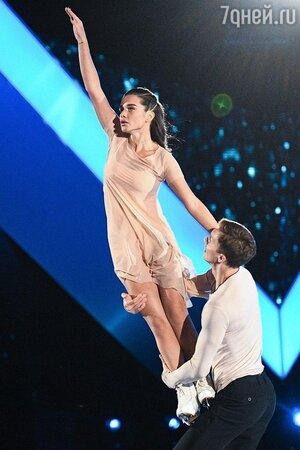 Ксения Бородина и Дмитрий Соловьев — фото